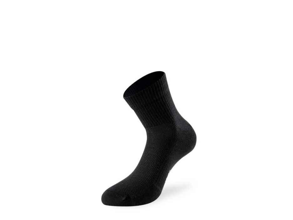 Socken Quarter Tech 3er